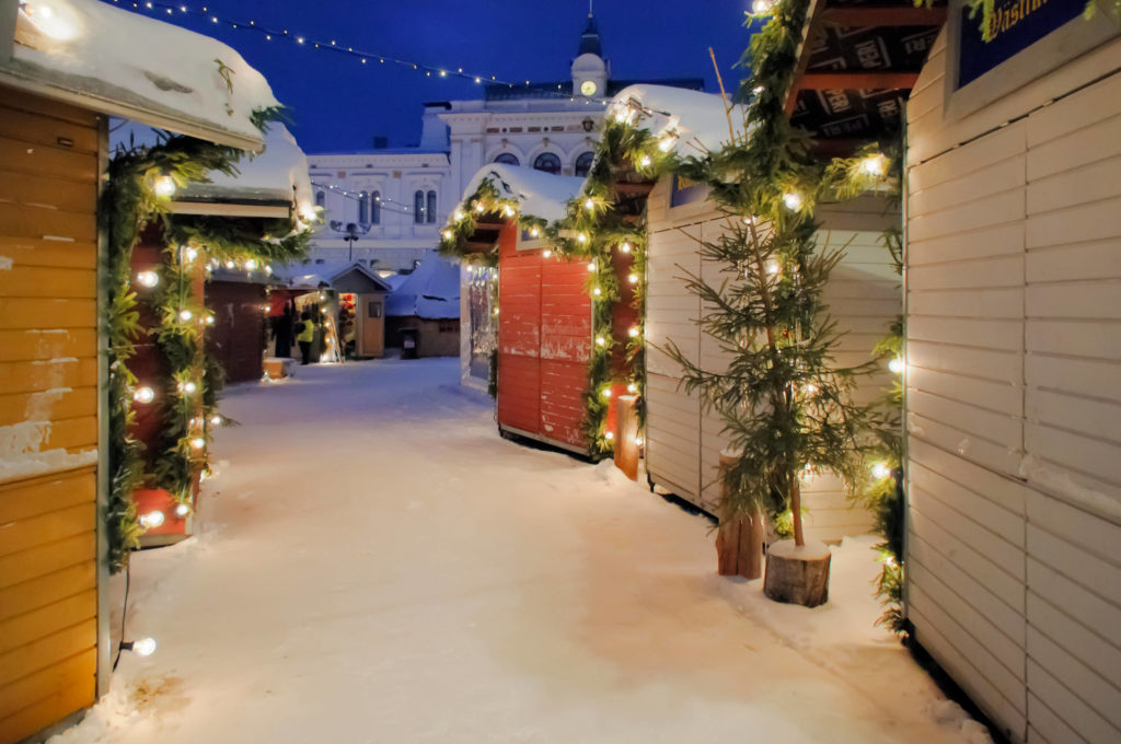 Finland Christmas Market 2019.Christmas Markets In Finland Road Trip From Hel